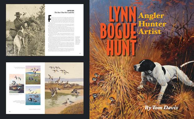 Angler, Hunter, Artist